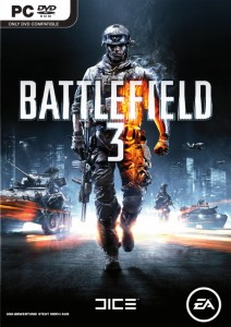 Battlefield 3 - PC Cover