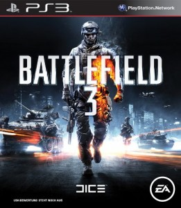Battlefield 3 - Playstation 3 Cover