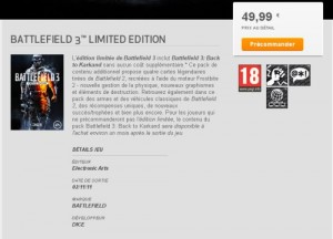 Battlefield 3: EA Download Manager verrät Release-Date?