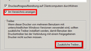 Virtuellen Printserver mit Windows Server 2008 R2 einrichten