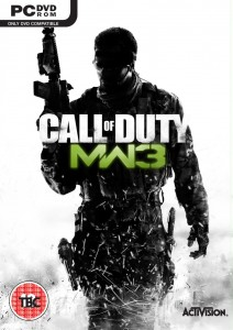 Call of Duty: Modern Warfare 3 – Cover aufgetaucht?