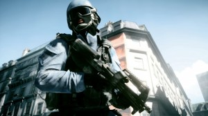 Battlefield 3 - Screenshot