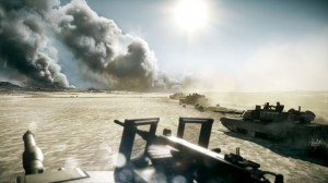 Battlefield 3 - Screenshot Tank