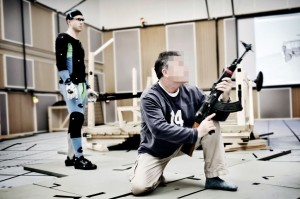 Battlefield 3 - Screenshot Mocap