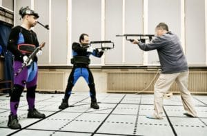 Battlefield 3 - Screenshot Mocap 2