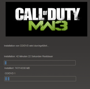 Call of Duty: Modern Warfare 3 – Probleme bei der Installation