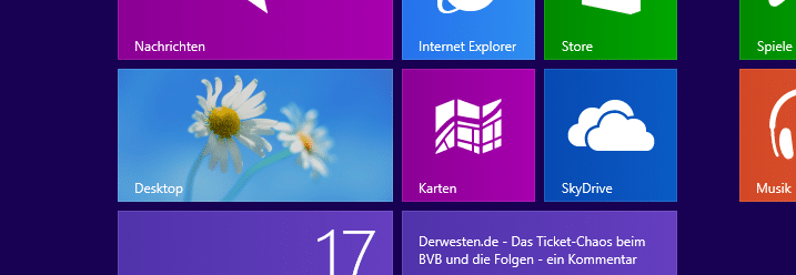 Windows 8 Desktop