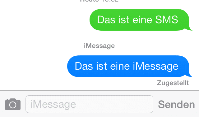 iOS 7 – iMessage Problem beheben