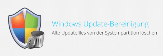 Windows 7 / 8 Systempartition bereinigen – Windows Updatefiles löschen