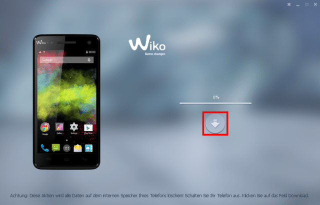Wiko - Download