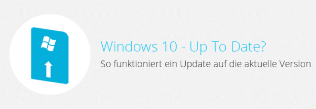 Windows 10 – Ist mein Windows aktuell? Manuelles Update erzwingen