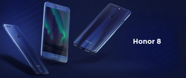 Huawei Honor 8 – Günstige Alternative zum Huawei P9?