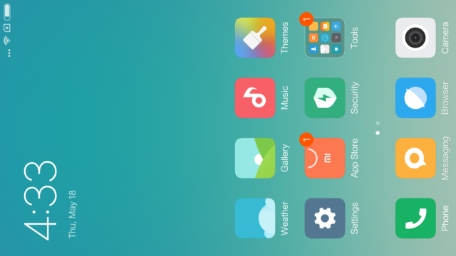 [ROM][7.1.1] Xiaomi Mi 6 – Screenshots / AnTuTu – MIUI 8.2 China Stable (8.2.13.0 NCACNEC)