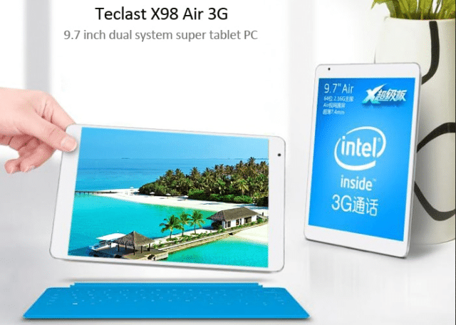 Teclast X98 Air 3G – Android 5 mit 64GB Partition installieren (Windows 10 entfernen)