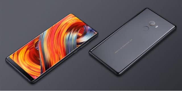 Xiaomi Mi Mix 2 vorgestellt – Günstige iPhone X Alternative