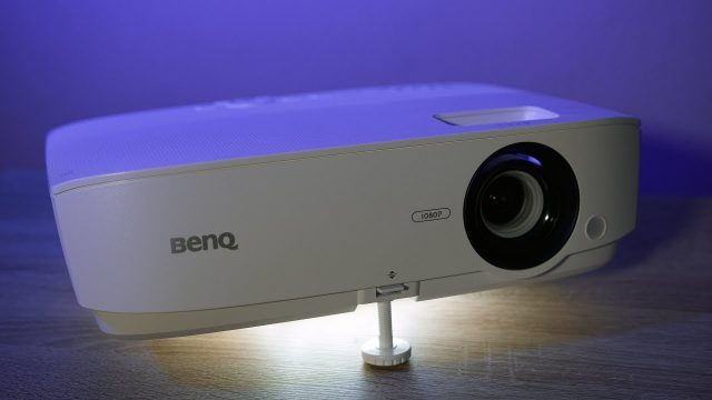 BenQ TH535 DLP Full-HD Beamer im Test (Video Review)